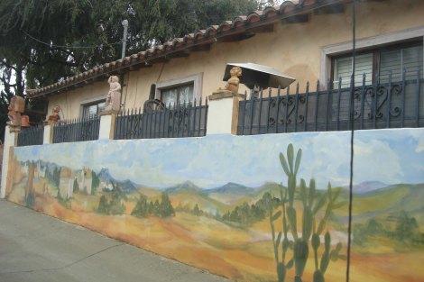 mural on single fam